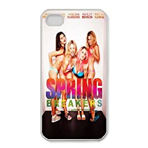 iPhone 4,4S Phone Case Spring Breakers Q6A1159508