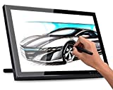 Turcom Interactive Pen Display -Graphics Touch Screen Monitor for Professionals - Righty