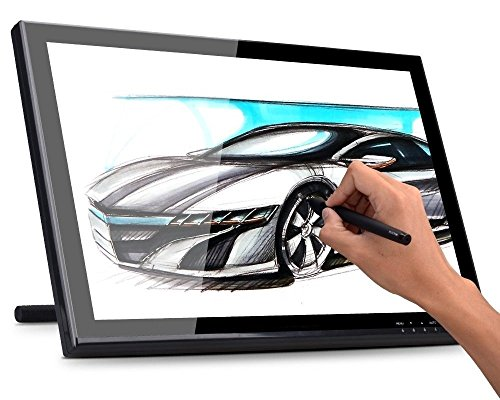 Turcom Interactive Pen Display -Graphics Touch Screen Monitor for Professionals - (Touch Screen Monitor Pen)