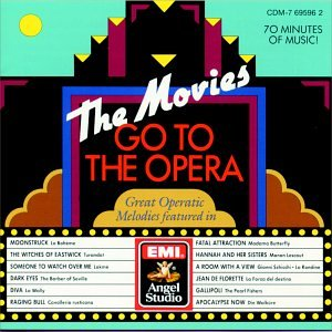 Movies Go Opera Operatic Melodies product image
