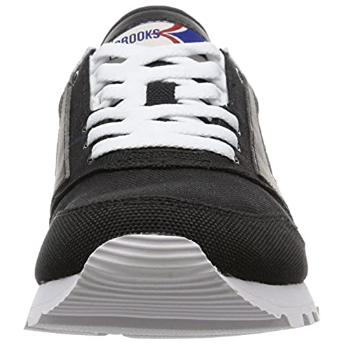 Brooks Mens Chariot Black//Anthracite//White