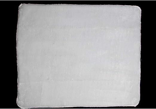 Terrarum - Filtro de Esponja para Acuario, Color Blanco, Almohadilla de algodón bioquímica, para Separar en seco, en Mojado, Alta Densidad, purificación, 4, 4: Amazon.es: Jardín
