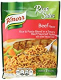 knorr side dishes - Knorr Rice Sides Dish, Beef 5.5 oz (Pack of 8)
