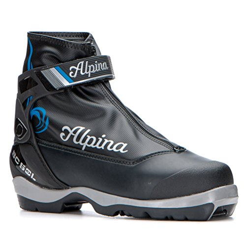Alpina BC 50L Womens NNN BC Cross Country Ski Boots - 36