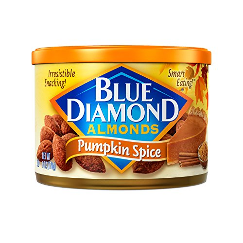 Blue Diamond Almonds, Pumpkin Spice, 6 (Nut Roasting Spices)