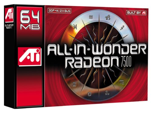Ati Radeon 7500 (ATI Technologies All-in-Wonder Radeon 7500 Graphics Card)