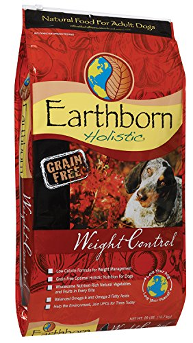 EARTHBORN HOLISTIC, Weight Control, 28 Pound Bag