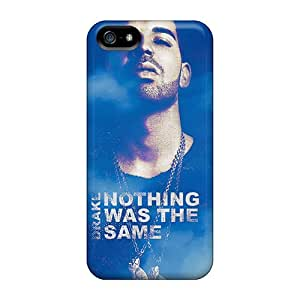 For Iphone 5/5s Premium Tpu Case Cover Drake Nothing Was The Same Protective Case