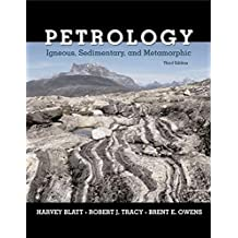 Petrology: Igneous, Sedimentary, and Metamorphic