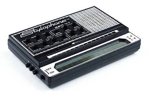 STYLOPHONE GEN X-1 Portable Analog Synthesizer: with Built-in Speaker, Keyboard and Soundstrip, LFO, Low pass filter, Envelope, Sub-octaves & Delay - Image 1