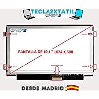 "TECLA2XTATIL TC2X Pantalla Compatible de y para portatil Acer Aspire One D255 10,1"" WSVGA 1024X600 LED LCD 40 Pin Ver Foto"