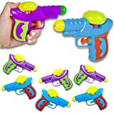KIDDYBRAIN Water Squirt Guns for Kids with Classic Design and Durable Materials Water Fight Toys Summer Swimming Pool Beach Toy