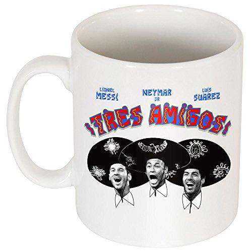 Retake Barcelona tre Amigos tazza