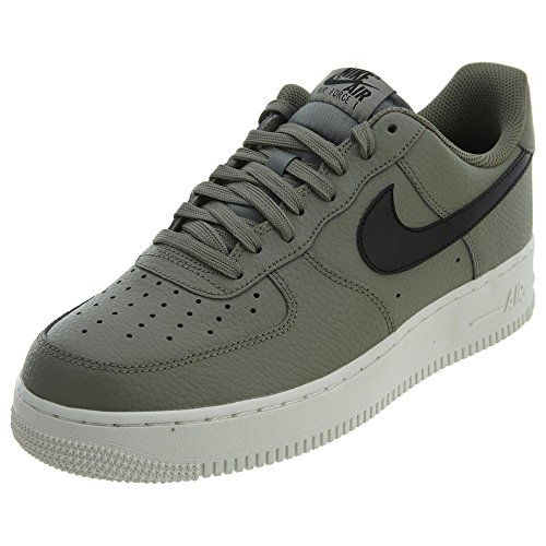 Fitness Da Scarpe Force 1 Nike dark Multicolore 007 Stucco Air '07 Uomo Black fXgWYq