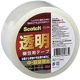スリーエム スコッチ(R)透明梱包用テープ 3131PN  /1-2859-01