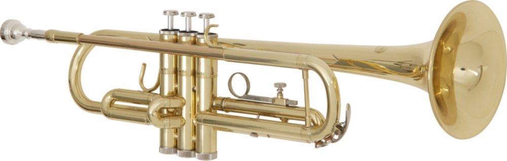 Bundy BTR-300 Series Student Bb Trumpet Lacquer