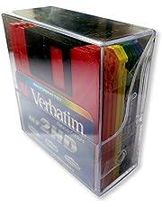 Verbatim MF2-HD 8,9 cm (3,5 inch) discetten, 10 kleuren