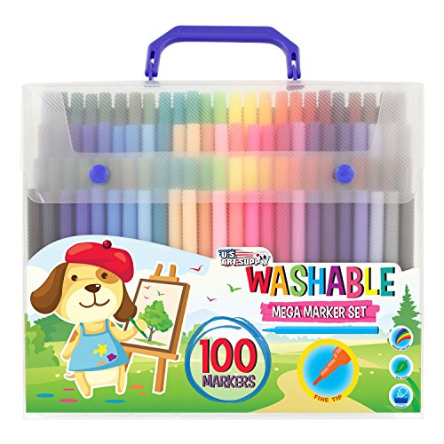 US Art Supply Childrens Washable