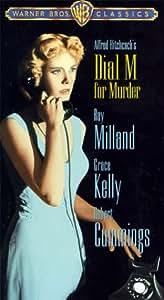 Dial M for Murder [VHS]