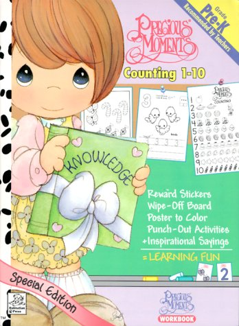 Counting 1-10 (Precious Moments)