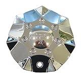 Pinnacle P58 Lex Chrome Wheel Rim Center Cap Centercap 12...