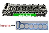 1fz engine - GOWE cylinder head for Toyota Landcruiser FZJ80 4477cc 4.5L 6L 24V 92-98 Engine : 1FZ FE 1FZFE 1FZ-FE 11101-69097 11101-69155