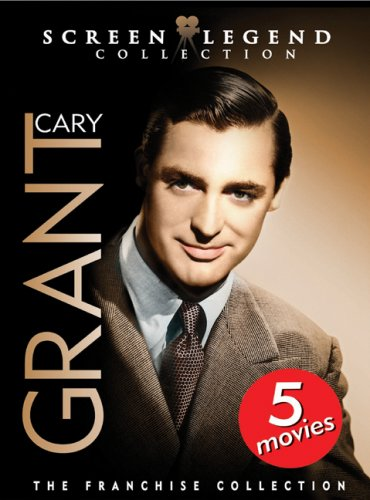 Cary Grant: Screen Legend Collection (Big Brown Eyes / Kiss and Make Up / Thirty Day Princess / Wedding Present / Wings in the Dark) by BLONDELL,JOAN