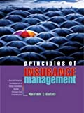 Principles of Insurance Management: A Special Focus on Developments in India Insurance Sector
