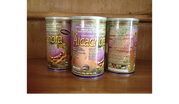 Amazon.com: Malteada de Alcachofa/Artichoke MilkShake (Fresa/Strawberry): Health & Personal Care