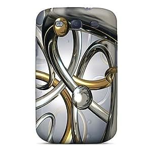 Excellent Design Large 3d Design 67 Phone Cases For Galaxy S3 Premium Tpu Cases