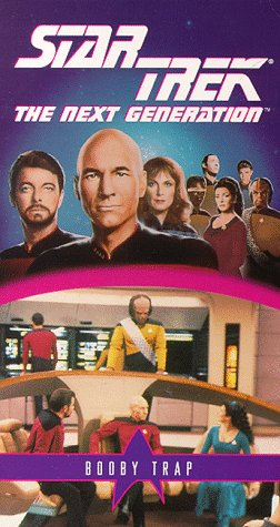 Star Trek - The Next Generation, Episode 54: Booby Trap [VHS] (Star Trek The Next Generation Booby Trap)