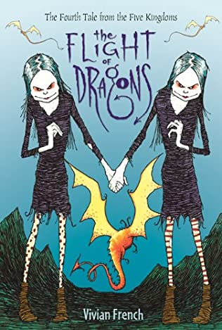 book cover of The Flight of Dragons