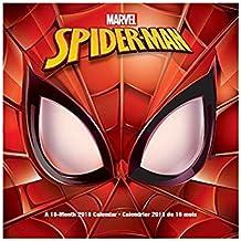 Spider-man 2018 Wall Calendar