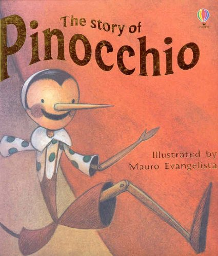 Read Online The Story of Pinocchio (Picture Books) pdf epub