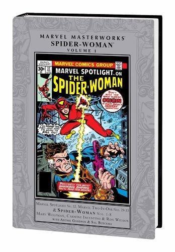 Marvel Masterworks: Spider-Woman Vol. 1 pdf epub