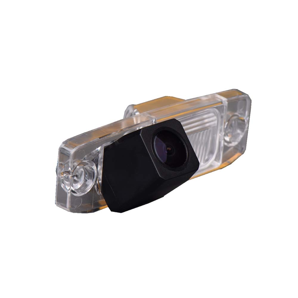 Reversing Vehicle-Specific Camera Integrated in Number Plate Light License Rear View Backup Camera for Kia Forte K3//CEED//Rondo Naza Citra//Carens//Opirus//Sorento R MK2 QINGTIAN
