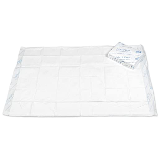 Amazon.com: NorthShore MagicSorb Air, 23 x 36, 50 oz., Disposable Underpads, Large, Pack/14: Health & Personal Care