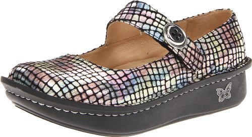 Pictures of Alegria Women's Paloma Flat Black Nappa 37 M EU 1