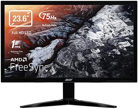 Acer KG241Q - Monitor Gaming 23.6