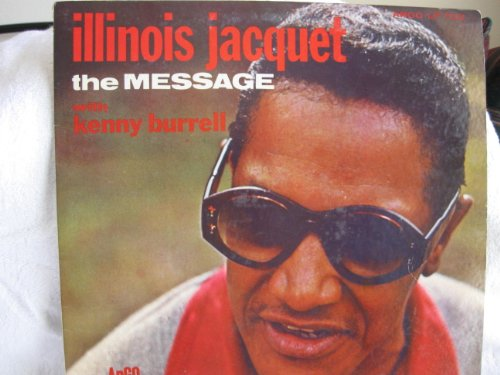 The Message (LP RECORD) ()