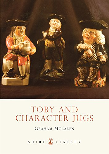Toby and Character Jugs (Shire Library) - Character Toby Jug Shopping Results