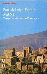 MANI. Voyages dans le sud du Péloponnèse