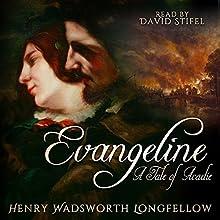 Evangeline: A Tale of Acadie Audiobook by Henry Wadsworth Longfellow Narrated by David Stifel