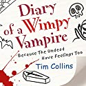 Diary of a Wimpy Vampire Audiobook by Tim Collins Narrated by Chris Nelson