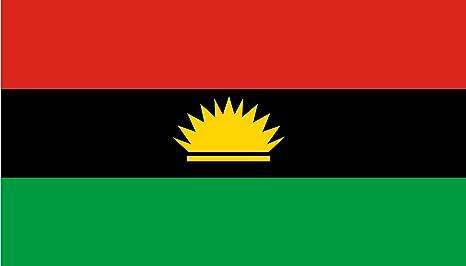 Amazon biafra flag landscape flag 006m 065sqft biafra flag landscape flag 006msup2 065sqft 20x30cm 8x12in altavistaventures Images
