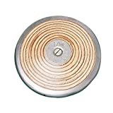 Champion Sports 1 K Wood Practice Discus (Single)