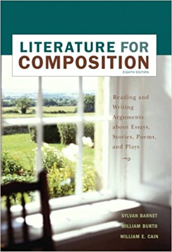 Amazon literature for composition essays fiction poetry and amazon literature for composition essays fiction poetry and drama 8th edition 9780321450968 sylvan barnet william e burto william e cain fandeluxe Images