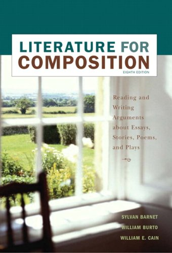 Thing need consider when find literature for composition 8th edition?