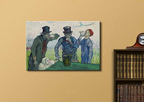 The Drinkers by Vincent Van Gogh Oil Painting Reproduction