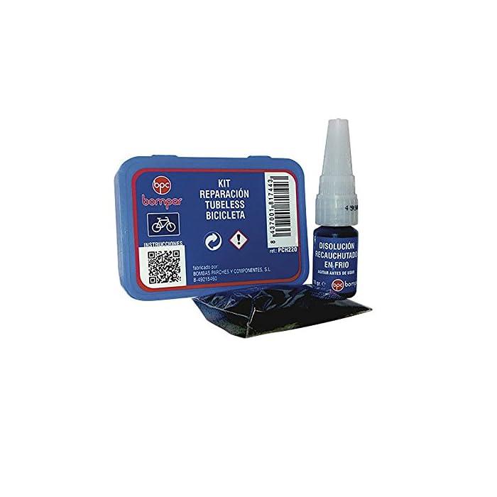 BOMPAR PCH220 Kit Reparación, Unisex Adulto, Transparente, 10 gr